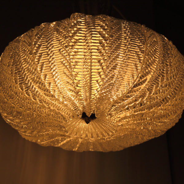 CG120 Barovier and Toso Celing Pendant