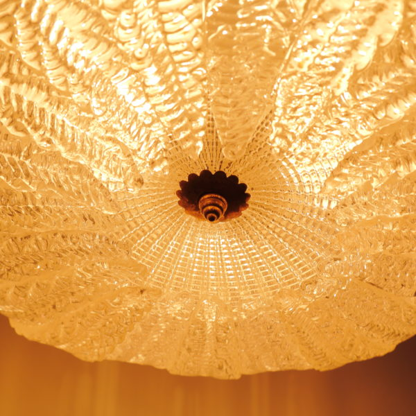 CG121 Barovier and Toso Celing Pendant.
