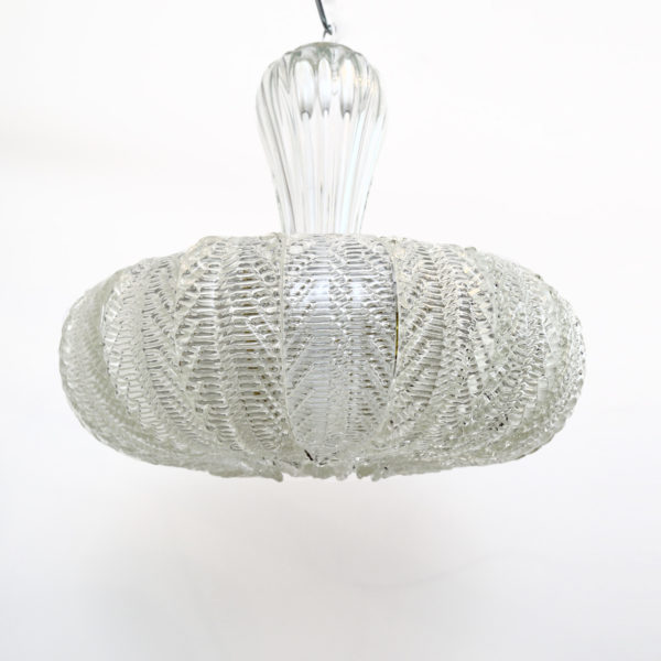 CG123 Barovier and Toso Celing Pendant.