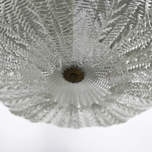 CG124 Barovier and Toso Celing Pendant.
