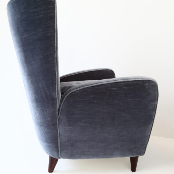 CG13 Paolo Buffa Wingback Chairs