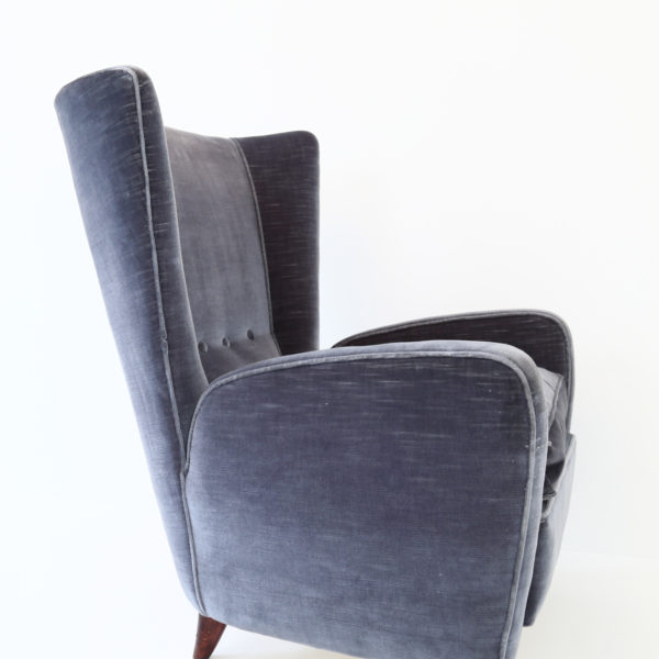 CG14 Paolo Buffa Wingback Chairs