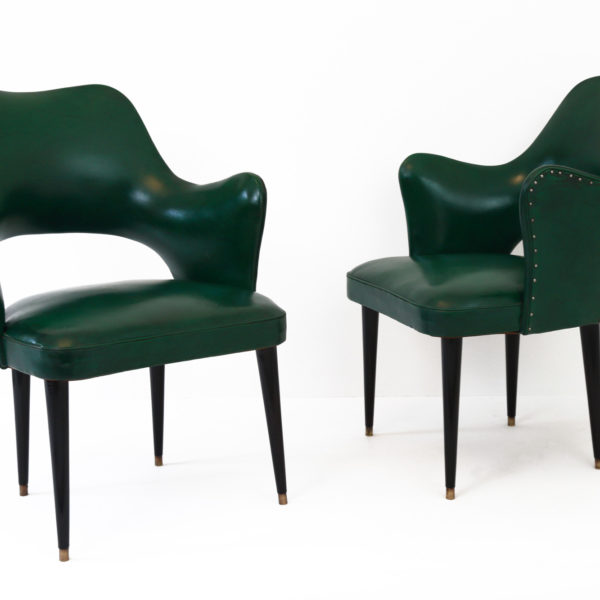 CG25 Osvaldo Borsani Cocktail Chairs