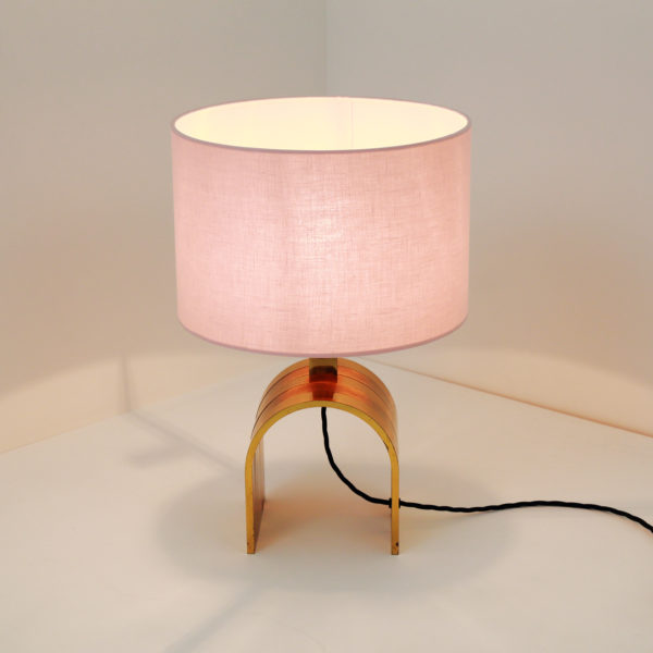 CG92 Romeo Rega Arch Shaped Table Lamp