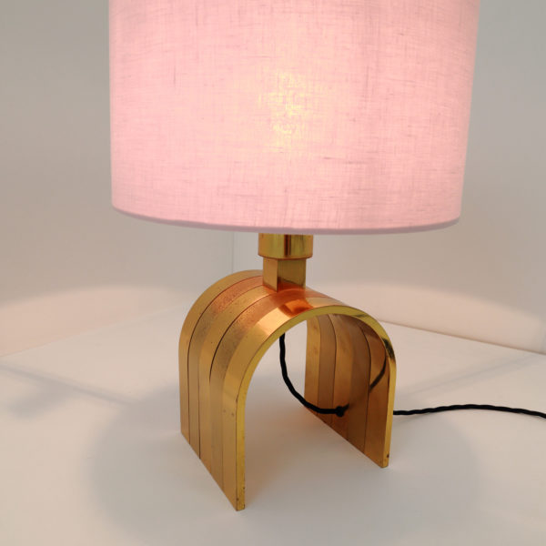CG93 Romeo Rega Arch Shaped Table Lamp