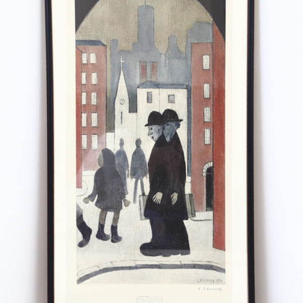 Two-Brothers-Lithograph-by-L-S-Lowry-